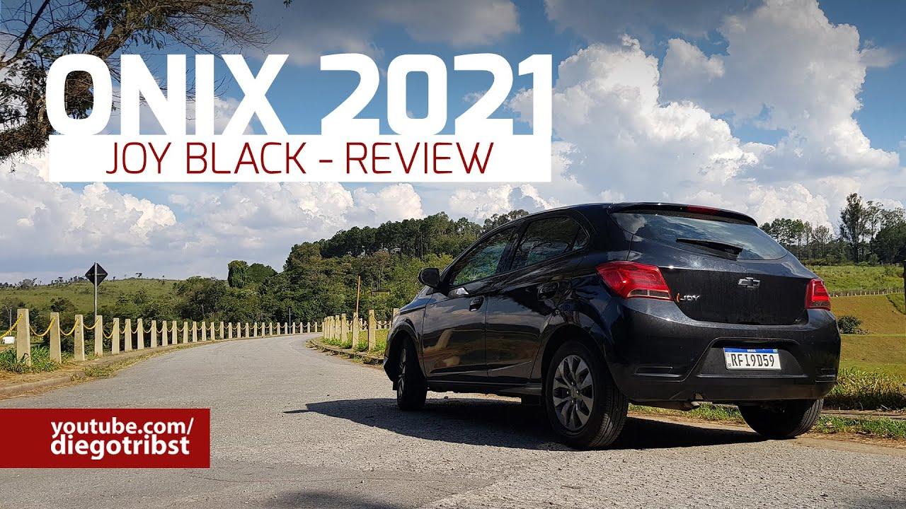 Onix Joy Black 2021   Review #DT