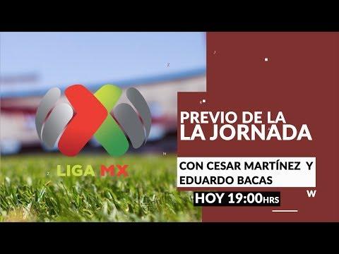 Previo de la jornada 15 en vivo con César Martínez y Eduardo Bacas |Televisa Deportes