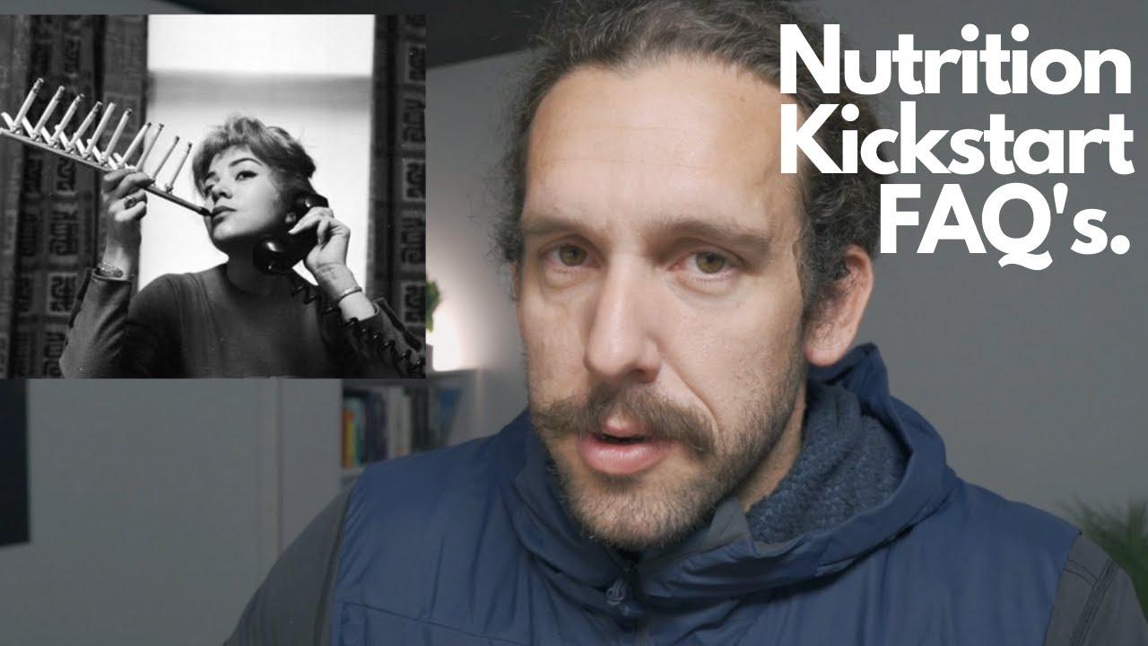 NUTRITION KICKSTART F.A.Q.
