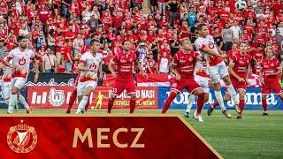 Widzew Łódź - Znicz Pruszków (sezon 2018/19, 1:1)