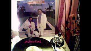 THE ISLEY BROTHERS - it takes a good woman - 1987