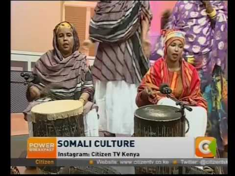 Power Breakfast Band: Somali Culture