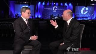Will he or won't he? Kevin O'Leary responds to CPC leadership question