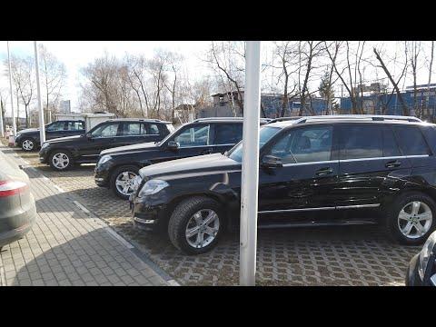 Что происходит на рынке авто в Москве? Поиски Mercedes GLK