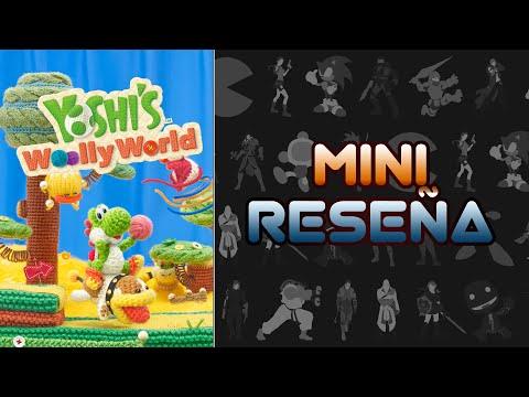 Mini Reseña Yoshi's Woolly World | 3 Gordos Bastardos