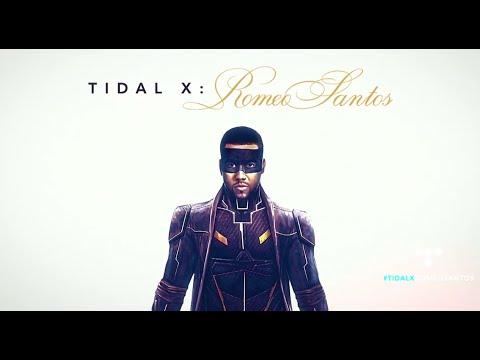 Romeo Santos en concierto (Tidal X) HD