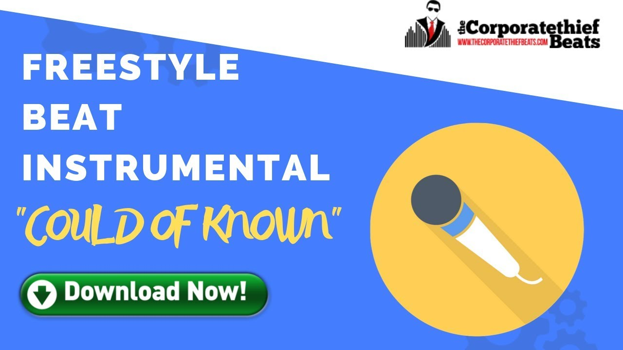 Freestyle Beat Instrumental Mp3 Download  - You Could Have Known 👉🎹