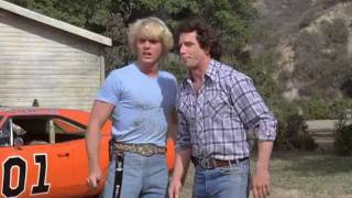 Bo And Luke Duke Destroy The Outhouse