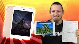 150€ Xiaomi Mi Pad 3 Alternative 📱 ALFAWISE TAB [Review, Technik, German, Deutsch]