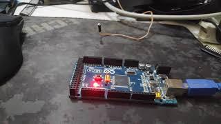 Auto F1 skipping BIOS error with Arduino Mega