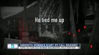 Sarasota woman's scary 911 call released