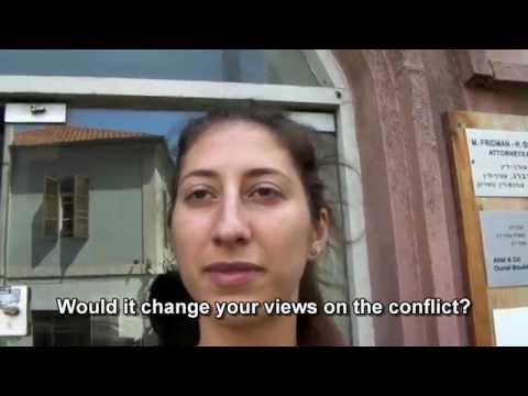 Warga Israel: Jika Orang Palestina Terbukti Secara Genetis Yahudi, Akankah Itu Mengubah Pandanganmu?