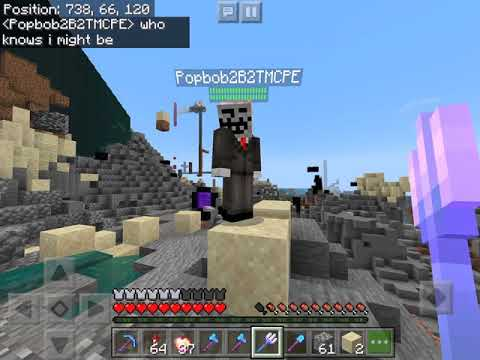2B2T PE: Player claims to be popbob
