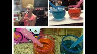 *magic* Cotton Candy Martini Recipe! (and Mocktails For Kids And Non-drinkers)
