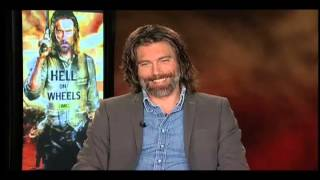 Hell on Wheels Season 3 Exclusive: Anson Mount