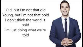 Skylar Astin - Mr.Roboto/Counting Stars [LYRICS]