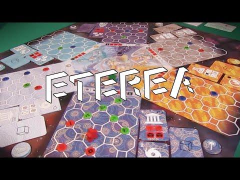 Una NOVITA' Interessante: ETEREA | RECENSIONE