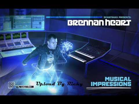 Brennan Heart - LSD (Love, Sadness & Desire) (Brennan ...