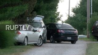 USA: FBI search property of Scalise shooting suspect James T. Hodgkinson