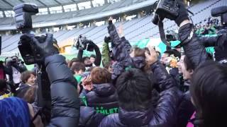 第36回皇后杯全日本女子サッカー選手権大会決勝が現役最後の試合となっ...