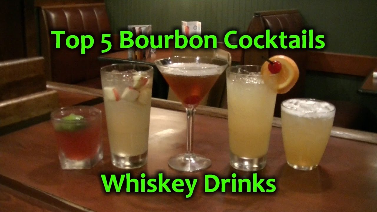 how to make bourbon whiskey