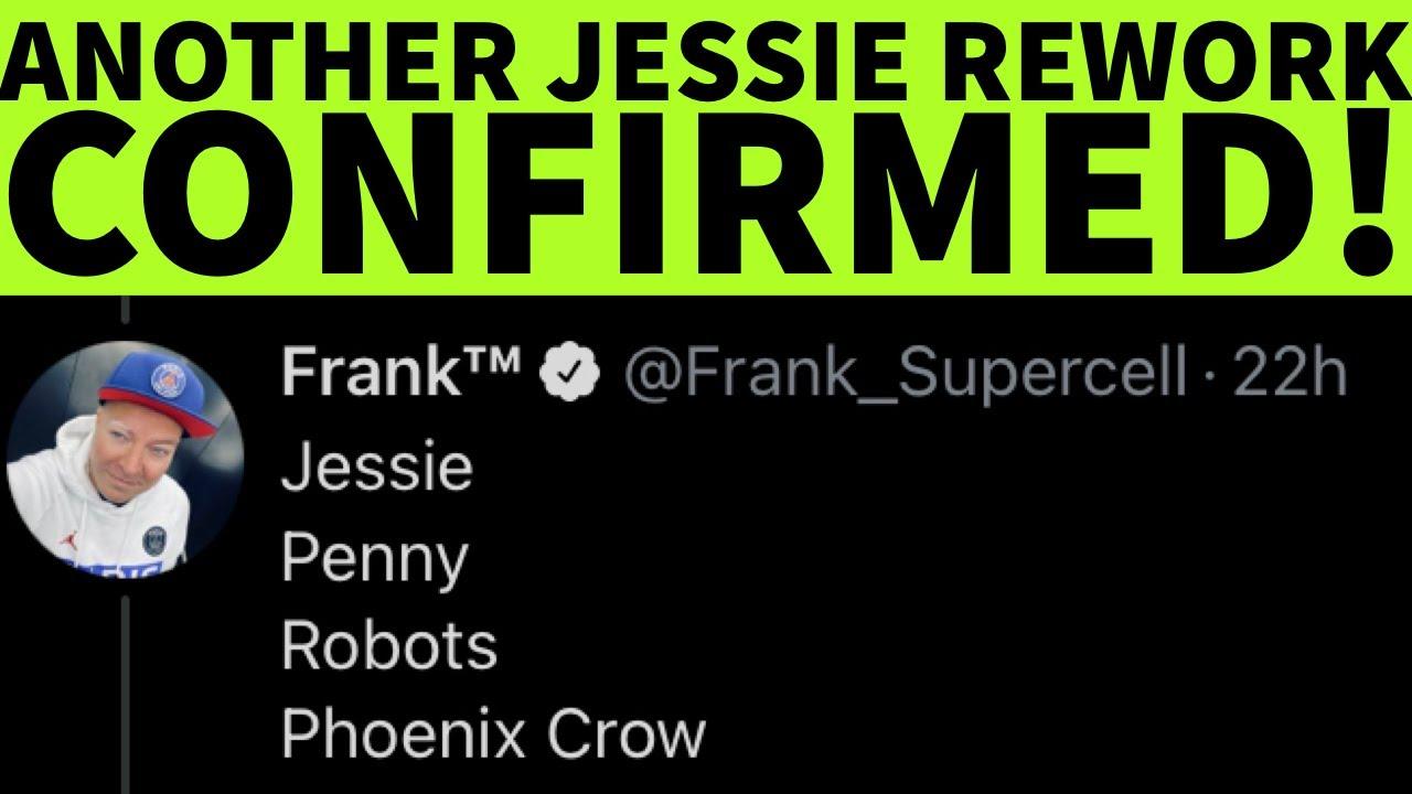 ANOTHER JESSIE REWORK CONFIRMED! - CLASH QUEST NO GLOBAL? - AUGUST UPDATE - BRAWL STARS NEWS