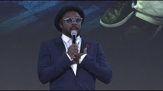 will.i.am: Technology with a Purpose  #GOALKEEPERS17