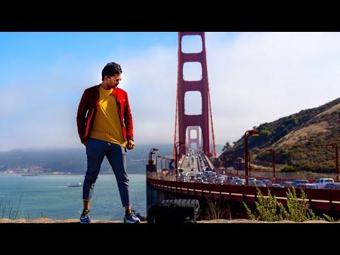 TAKE ME OUT TO CALIFORNIA Travel Film - San Francisco|Yosemite National Park|Lake Tahoe|4K