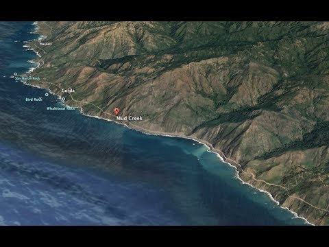 CA Coastline Instantly Changed Forever | NEW Maps Needed!