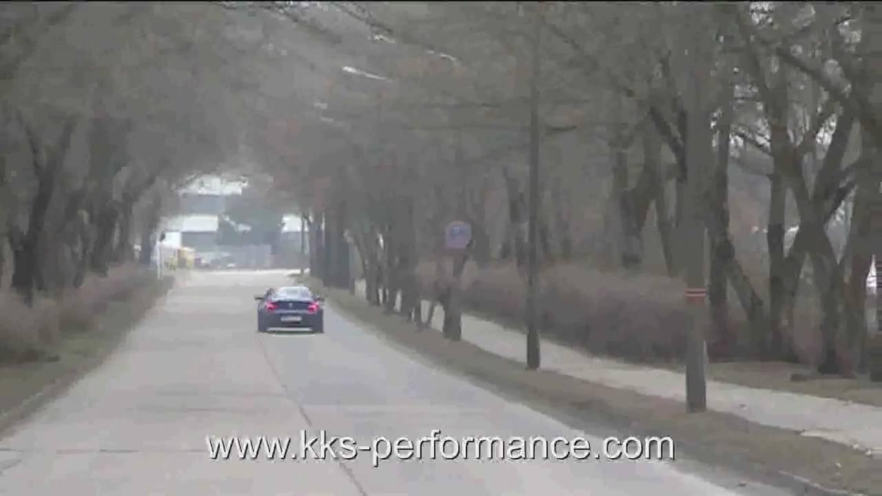 Bmw Z4m Z4 3 0 Exhaust Sound Kks Performance