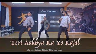 Teri Aakhya Ka Yo Kajal | Boota Singh | Xaviers Dance Studio Choreography | 2018 | Dance Cover
