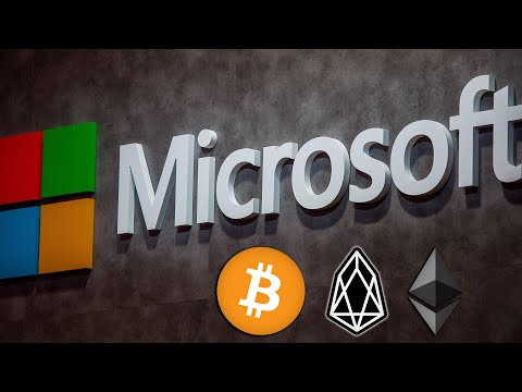 Microsoft Just Released the Cryptocurrency Bulls! 📈 | EOS In Trouble | Ethereum News for YOU