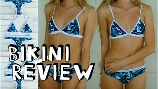 Aliexpress Bikini Haul + Try On (Affordable Bikini Review)