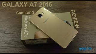 Samsung Galaxy A7 2016 review benchmark battery and more