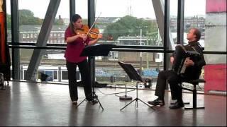 Duo Mares - Nico Huijbregts/ Falsche Tango
