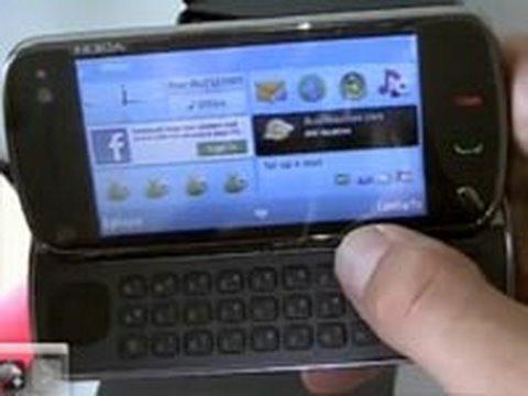 Nokia N97 (Unlocked GSM) - Unboxing