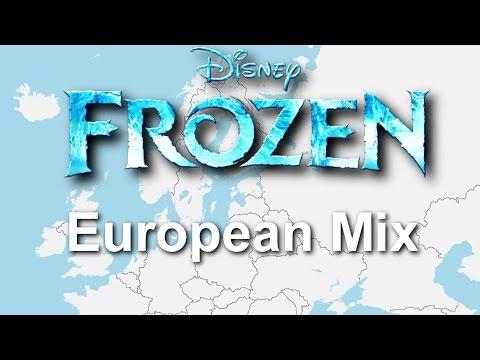Frozen - Let It Go (European Multilanguage)