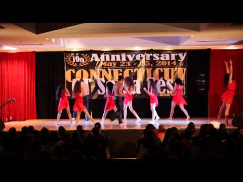 Elite Stars Dance Academy Contemporary Jazz Team