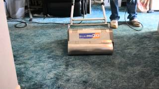 Encapsulation Cleaning with the Brush Pro
