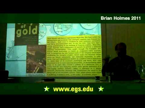 Brian Holmes. World Government. The Global Financial Network. 2011