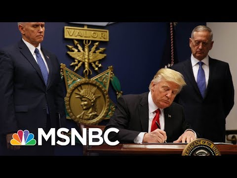 Federal Appeals Court Upholds Block On Donald Trump's Travel Ban | MSNBC