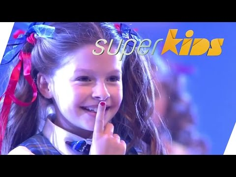 6yr Olds Do Incredibly Cool Streetdance | Preskool From Wales | Superkids