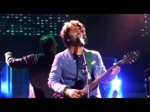 Arijit Singh Live Leicester Ijazat