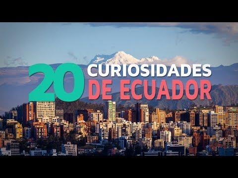 20 Curiosidades de