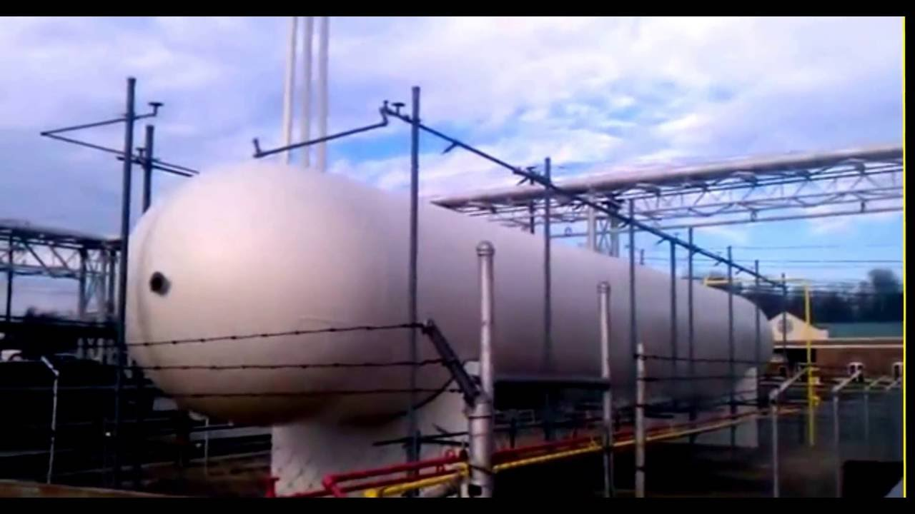 Oil Refinery Water Deluge Fire Protection System Fire Sprinkler Water,  Kansas City David Cook CPE