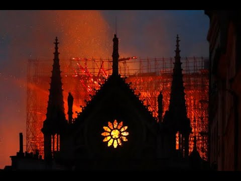 Notre-Dame Photos: A Fire and Its Aftermath