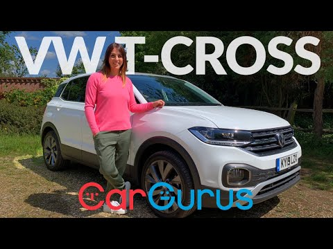 2019 Volkswagen T-Cross Review: Just how good is VW's smallest SUV? | CarGurus UK