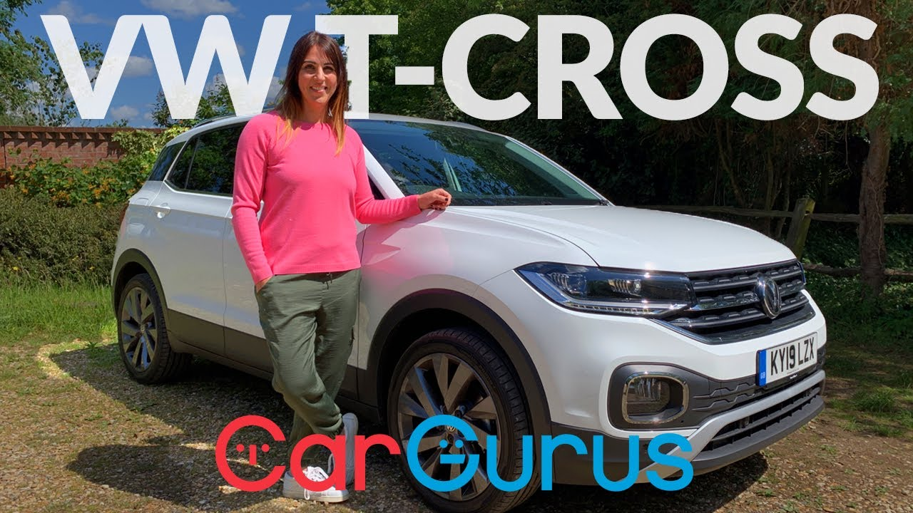 2019 Volkswagen T Cross Review Just How Good Is Vw S Smallest Suv
