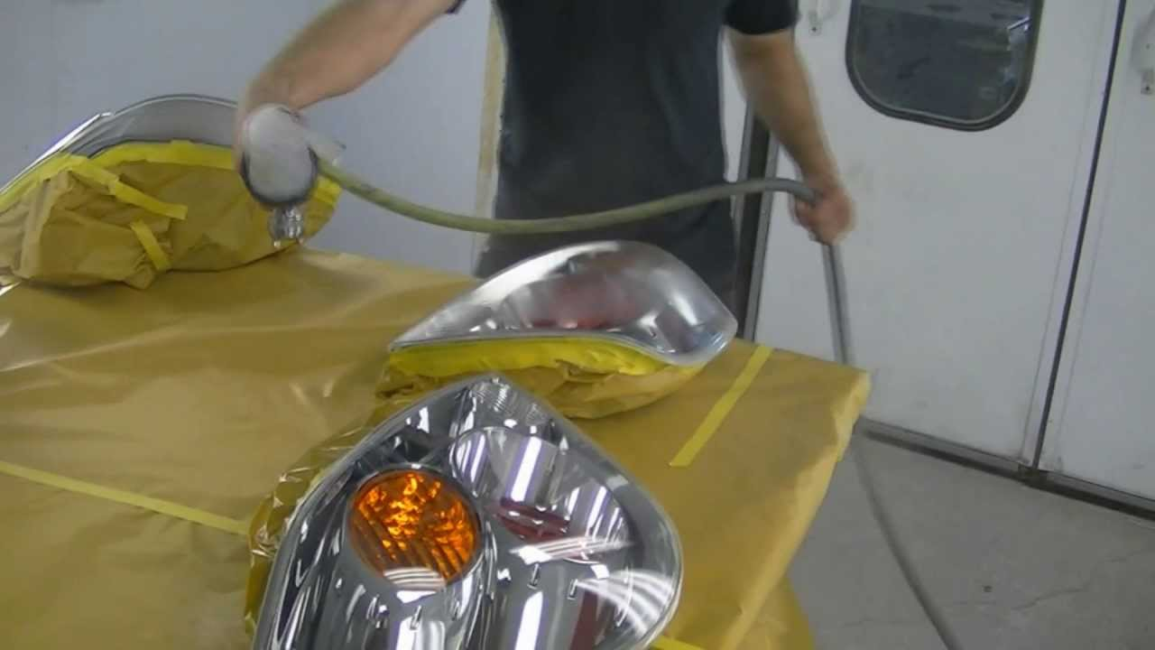 How To Clear Headlights