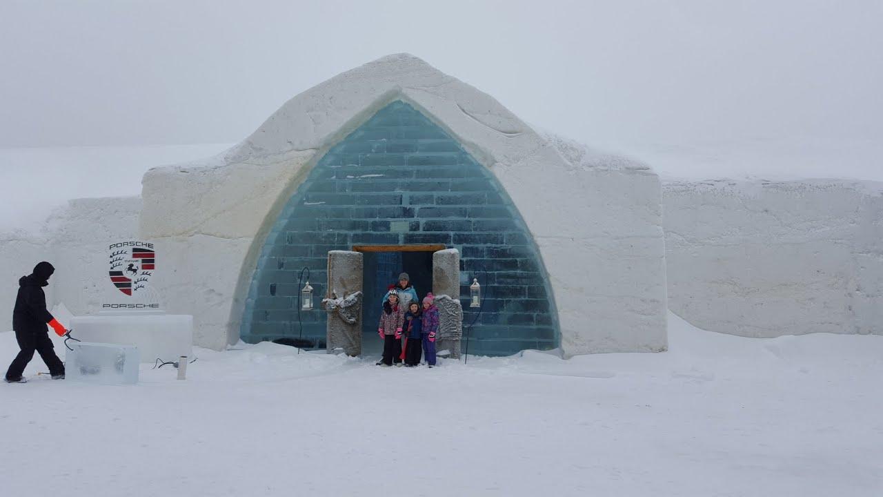 2016 Ice Hotel Quebec City - Room Tour